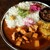 サビナンド - 料理写真:鶏と大根の煮干しカレー、辛口・豆豉キーマ 1,000円