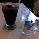 喫茶マンボ - アイスコーヒー(400円)