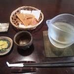 手打ち蕎麦 かね井 - 櫛羅