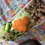 お食事処 ちゃんや~ - 島野菜