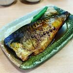 大栄食堂 - 煮サバ