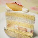 143555550 - ショートケーキ
