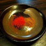 14356859 - スープカレーラーメンのスパイス