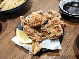 つけ麺 けんず - 唐揚げ(5個) 470円