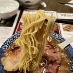 熟成醤油らーめん ヤマト醤店 -