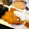 グリーンピア三陸みやこ - 料理写真:宮古産真鱈フライ!