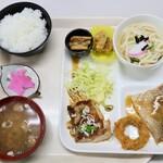 六ツ美食堂 - 日替り定食 500円