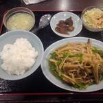順香 - 青椒肉絲