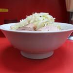 143577100 - 小ラーメン(麺少なめ)