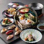すし割烹 翁鮨 - ふぐ寿司会席