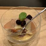 東條 - 桃といちご