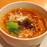 中国料理 琥珀 - 琥珀の特製 坦々麺