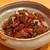 中国料理 琥珀 - 料理写真:ザーサイの梅風味あえ