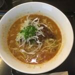 中華そば おかべ - 坦々麺780円