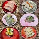 鮨処 なごやか亭 - 握り寿司