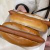 イケア ビストロ - 料理写真:ノーマルホットドッグ 1つ130円