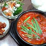 1436026 - 【ランチ】うま辛チゲスープ♪