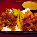 がちま家 - 天ぷら(5種類)