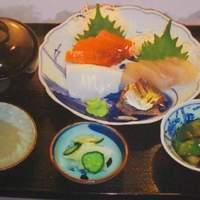 食事処かじめ - 地魚さしみ定食