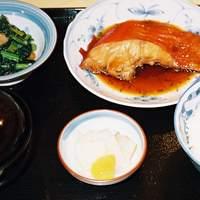 食事処かじめ - きんめ鯛の煮付け定食