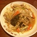 大阪王将 - 野菜炒め