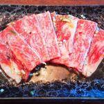 14360451 - (黒毛)和牛カルビ750円♪