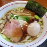 麺SAMURAI 桃太郎 - 奥州いわいの鶏だし醤油 800円