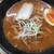 はま寿司 - 北海道辛味噌ラーメン(2020.12.3)