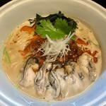143604377 - 牡蠣担々麺