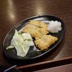 ASAHI食堂 - ジャコ天