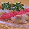鮨 井上 - 料理写真:カワハギ・鮪・イカ・車海老