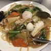 チャイナハウス 桂花楼 - 料理写真:海鮮焼きそば