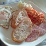 イットクベーカリー - 料理写真:朝食