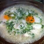 14362399 - 鯛柚子雑炊