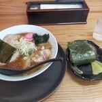 ラーメンの松喜 - 料理写真: