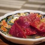 広島ホルモン・冷麺・元祖たれ焼肉 肉匣 - コリコリタン