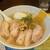 塩生姜らー麺専門店 MANNISH - 料理写真:勤務地変わって遠くなっても1番の味♡ (肉増し)