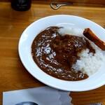 カレー屋 小松 - 料理写真:牛すじカレー¥800