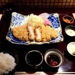 Kitashinchikushiagekanayama - 20201229雪室熟成豚ロースかつ