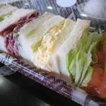 チェリー - ☆サンドイッチ☆