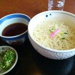 きり麺や西岡 - 夏期限定サービス 冷え冷えうどん350円がなんと300円!