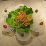 アレックス - ブロッコリのアンチョビとガーリック風味のマリネ