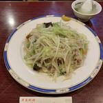 廣州酒家 - R2.12  ランチ皿うどん