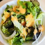 イタリアンダイニング エルザ - サラダ