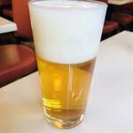 イタリアンダイニング エルザ - 生ビール