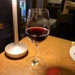 Furenchishokudoubudou - 日替わりグラスワイン