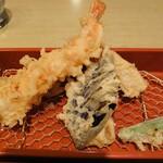 nagasakasarashinanunoyatahee - 海老大きい、美味しい