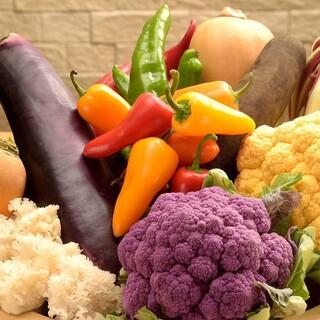 料理に華添えされた珍野菜にときめく