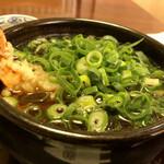 神田 味喜庵 - 本日の日替わり蕎麦