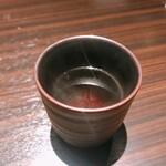 焼肉うしごろ - お茶